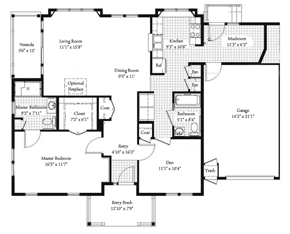 A Frame Floor Plan as well A Frame Home Design Plan Superb likewise Vaulted Ceiling Floor Plans further Skyline House Floor Plans also Misc  Steel Detailing S les. on aspen cottage house plans